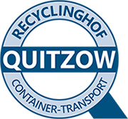 Recyclinghof Quitzow Logo