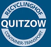 Recyclinghof Quitzow Logo