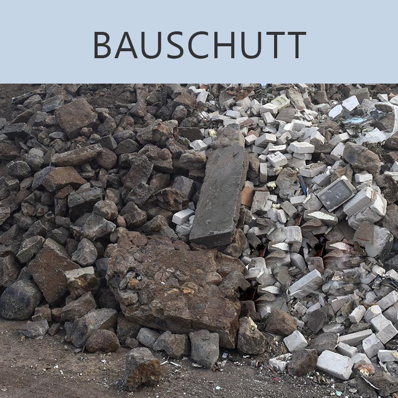 Bauschutt-Beton